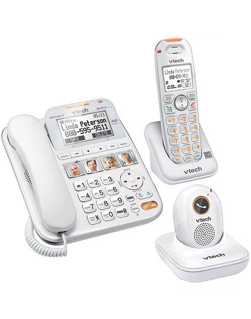 vtech digital answering machine manual